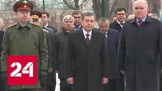 Смотреть видео Трагедия в Петербурге: президент Узбекистана соболезнует семьям погибших онлайн