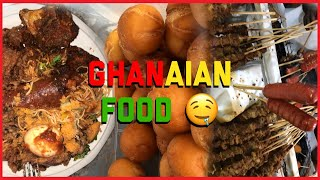 GHANAIAN FOOD FOR THE WIN  DON39T WATCH IF YOU39RE HUNGRY  GHANAIAN YOUTUBER
