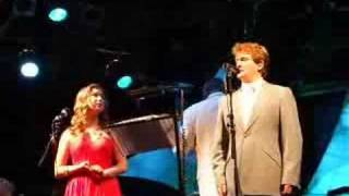 Aled Jones and Hayley Westenra sing All I Ask Of You