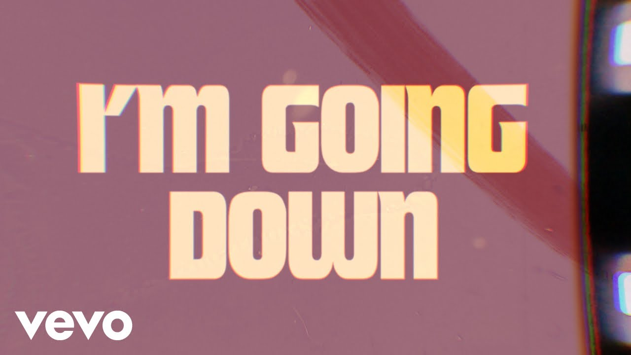 The Rolling Stones - I'm Going Down (Lyric Video)