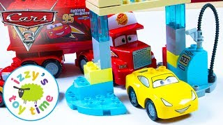 Cars 3 LEGO Duplo Lightning McQueen! Bubs First LEGO Set! Disney Pixar Cars for Kids and Children