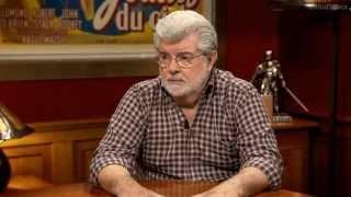 Смотреть онлайн Звездные войны Эпизод 7 (Интервью с Лукасом на русском)