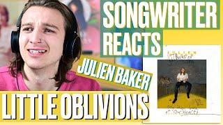JULIEN BAKER REACTION - NEW Little Oblivions FULL Album! ~ Singer-Songwriter Reacts ~