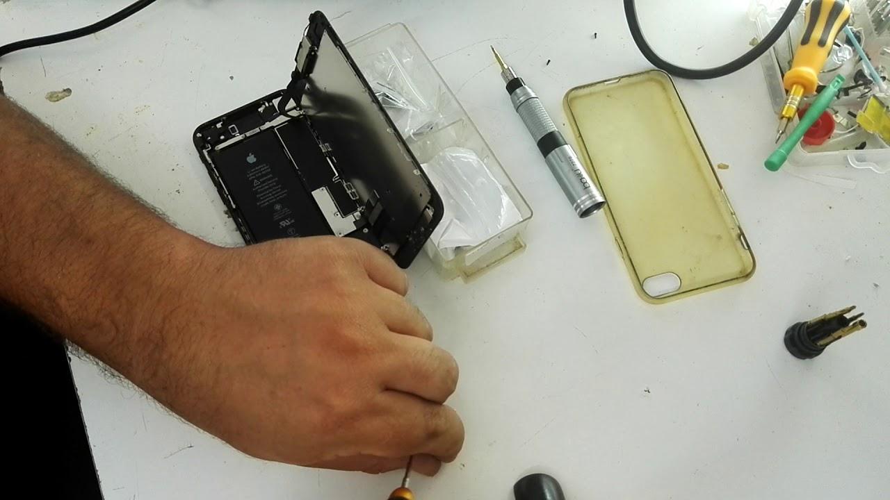 Photo of Αλλαγή ακουστικού iphone 7 the hard way – شركة ابل