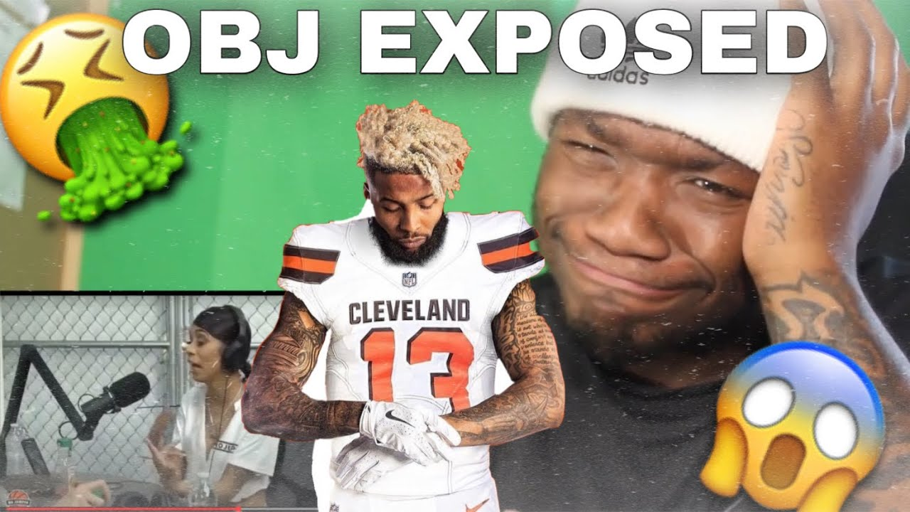 "Chief Keef's BM Exposes Odell Beckham Jr., Says He Loves ""Being ..."