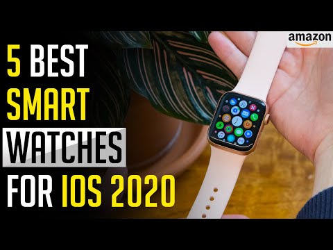 Smartwatch For IOS - Top 5 Best Smartwatches For IOS 2020