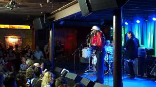 Chuck Berry live at Blueberry Hill, St. Louis, MO, June 2014