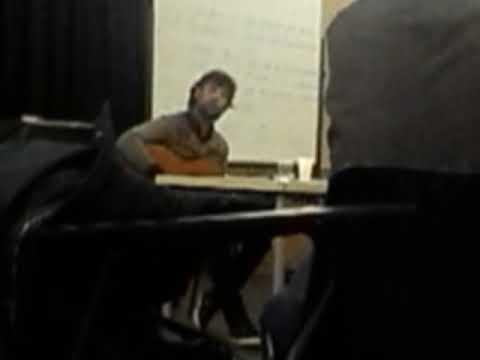 Clase de Cante Flamenco Arcángel Escuela de Música CEDAM (I)