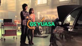 Eco.R Long Life - Автомобильные аккумуляторы, которым можно доверять(Рекламный ролик, выпущенный концерном GS YUASA, (в концепте - чего только не найдешь под капотом автомобиля)..., 2013-11-15T06:47:53.000Z)