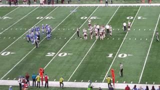 Lions vs Redskins Final Drive