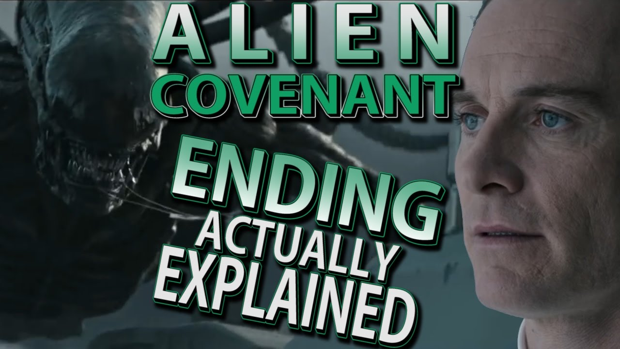 Download Alien Covenant Twist Ending Actually Explained Breakdown And Recap