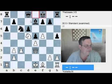 GM Yermolinsky LIVE Show at Chessclub.com - Young Russians- 2015-07-16