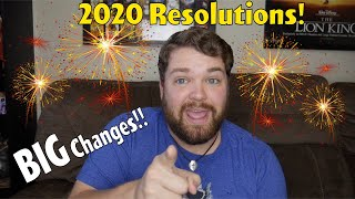 2020 Resolutions: The Future of this Channel