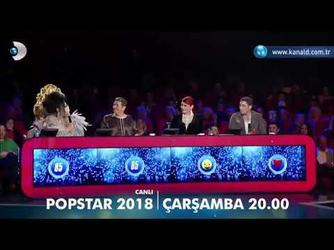 POPSTAR 2018 yeni bolum