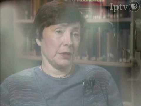 Nancy Andreasen - National Medal of Honor Winner - Brain Researcher