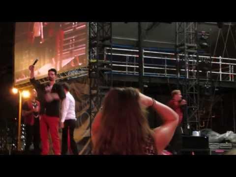 Chicago Police LiveNation FirstMerit Bank SHUT DOWN Backstreet Boys Concert Chicago 8-2-13