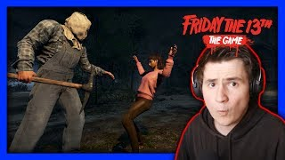 NECHOĎTE DO LESA!!! (Friday the 13th)