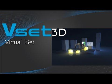 Vset3D   3D virtual studio Software