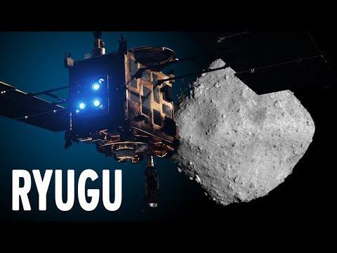 Ryugu, le diamant céleste - Paysages cosmiques #2