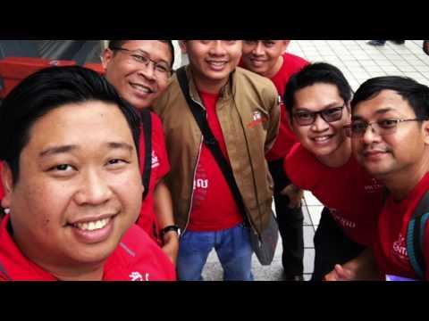 LIC Study Trip to Prudential Malaysia Agency