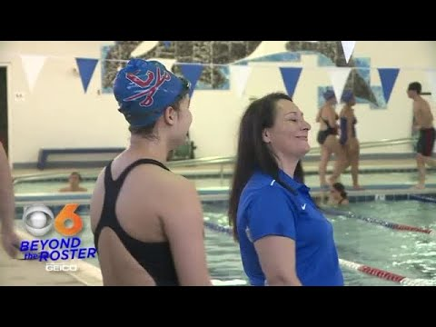 Teaching perseverance, perspective and paying it forward through swimming image
