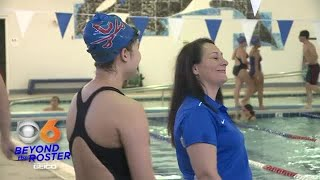 Teaching perseverance, perspective and paying it forward through swimming