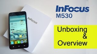 InFocus M530 Unboxing , Overview and Hands-On - Retail Unit | How is it