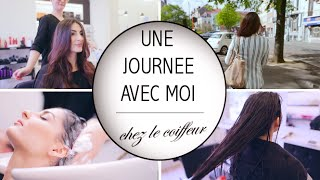 Lufy - ONE DAY WITH ME | Chez le coiffeur ♥
