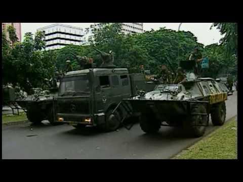 Tragedi Jakarta 1998 (Tragedi Trisakti & Jembatan Semanggi)