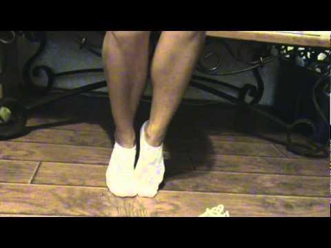 Sock tease