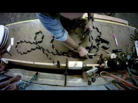 Grommet making