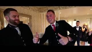 Robert and Kimberley Wedding highlight
