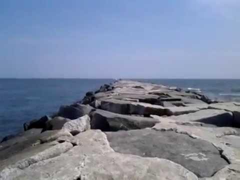 Absecon inlet Atlantic city NJ