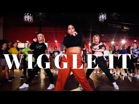 Wiggle It   French Montana Ft. City Girls Dance   Dana Alexa Choreography