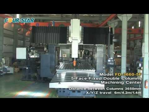 four-star cnc FD(W)-3660 series