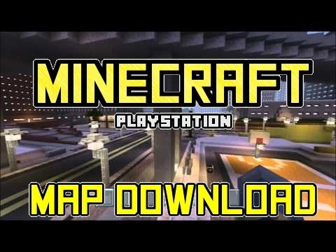 The Best Minecraft Maps On Ps4 And Ps3 And How To Install
