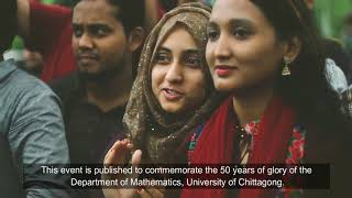Dept.of Mathematics_University of Chittagong_Flash Mob_2018