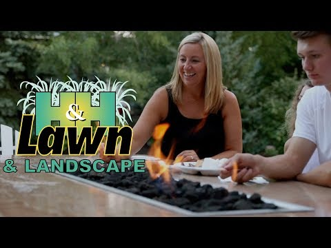 Omaha Paver Patio - H&H Lawn and Landscape