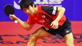 Czech Open 2013 Highlights: Masato Shiono vs Carlos Machado (Final)