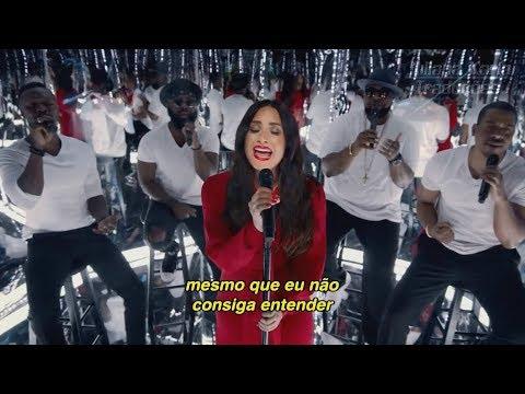 Demi Lovato & AHMIR - Stone Cold (Tradução)