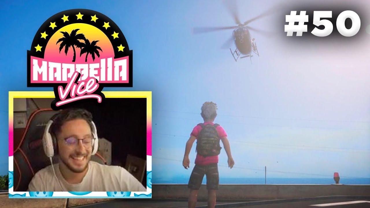 😭 Juan Demonio SE LA JUEGA en la MISIÓN DEL USB 😈 Marbella Vice