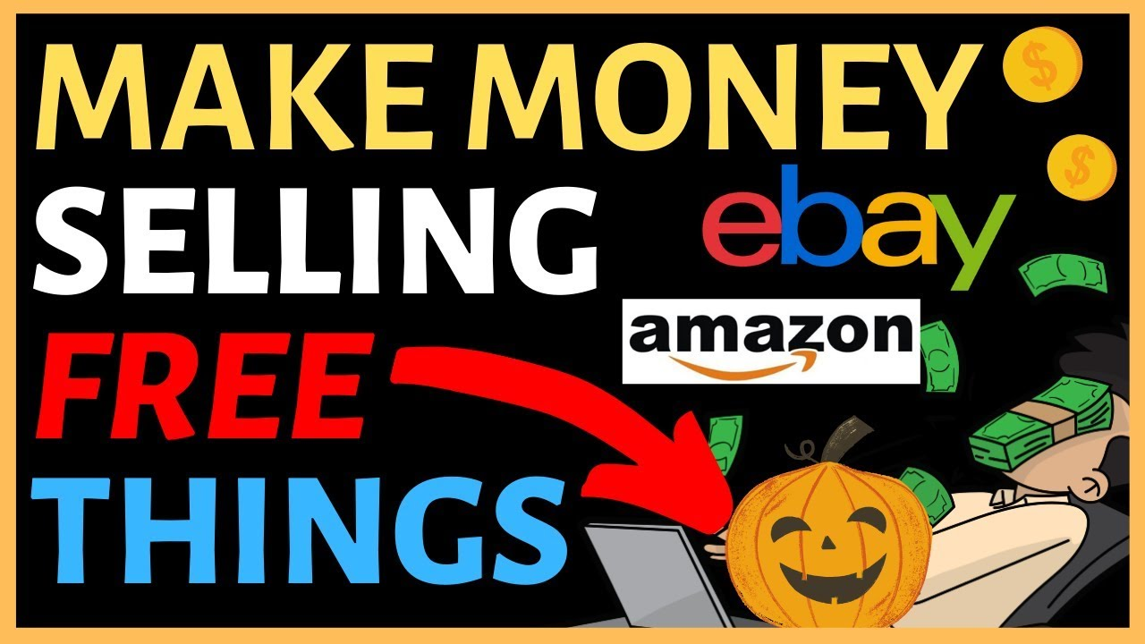 No Work Required Make Money Selling Free Ebooks On Amazon Ebay 2020 Youtube