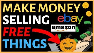 How to Make Money Online Selling FREE THINGS - Scalable Passive Income Systems