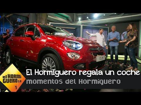'El Hormiguero 3.0' regala un coche a una chica del público - El Hormiguero 3.0