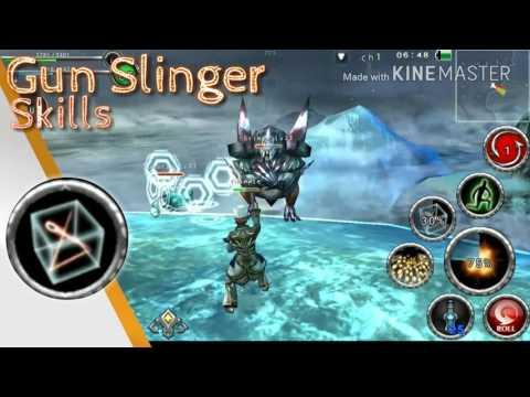 RPG Avabel Online - GunSlinger Skill