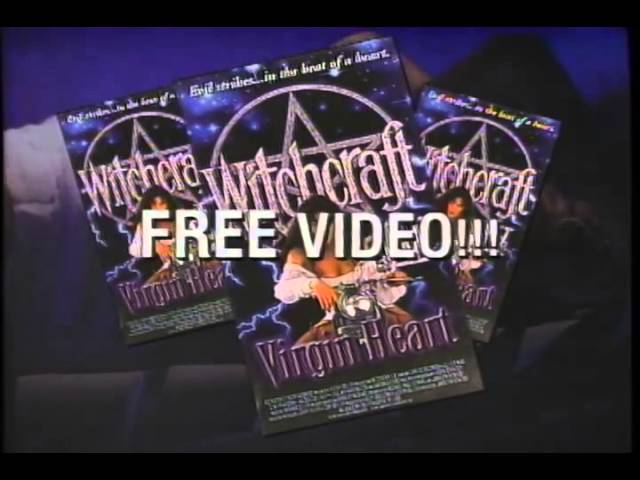 Witchcraft 4: Virgin Heart Trailer 1992
