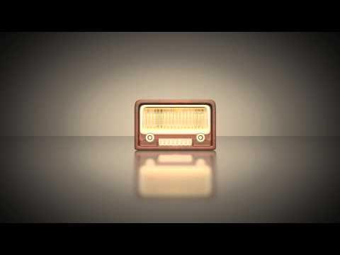 Vintage Radio (Cinema 4D - WWII Radio) Freebie