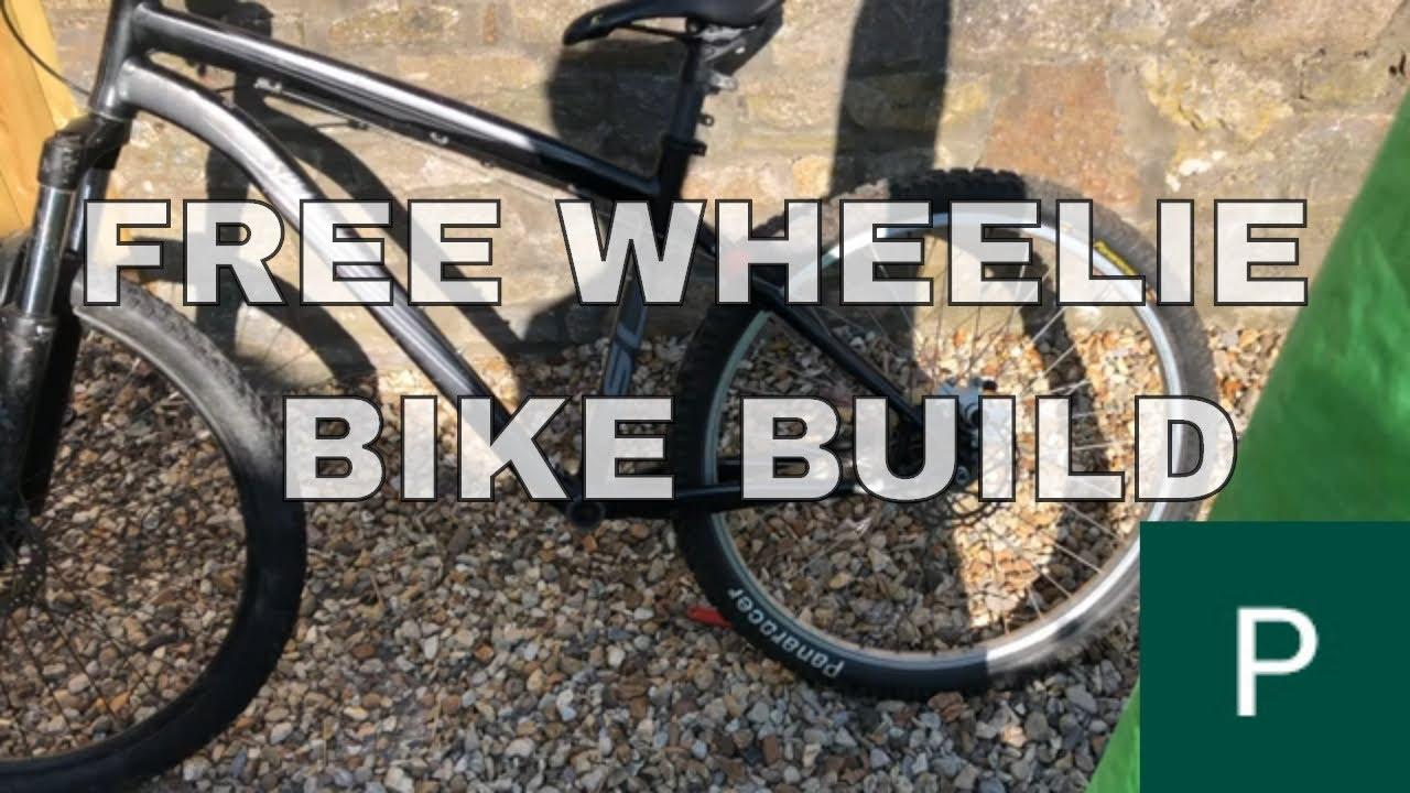 |FREE BIKE BUILD| |£0 WHEELIE BIKE| | COVID-19