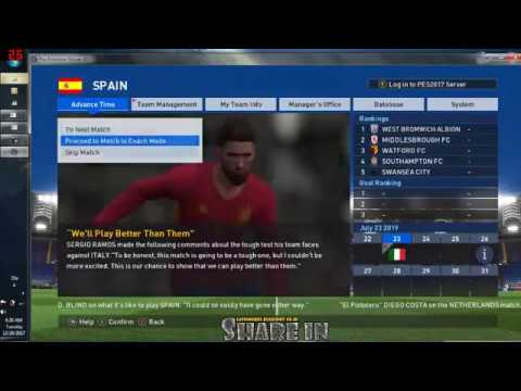 Cara mengatasi Pro Evolution Soccer settings has stopped working | Two Channel.