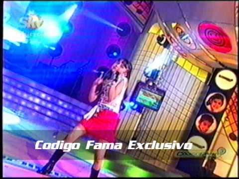 Evelyn Acosta - Barco a Venus - Código FAMA 3 (5to Musical)